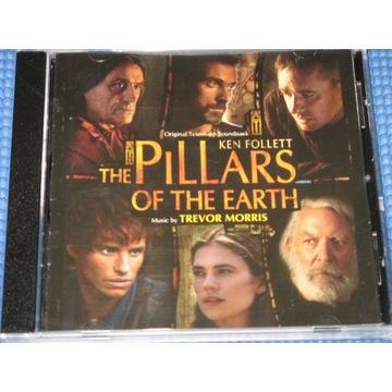 TREVOR MORRIS THE PILLARS OF THE EARTH