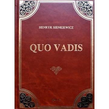 Quo Vadis Henryk Sienkiewicz w pięknej oprawie