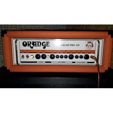 Orange Pro Crush 120W head gitarowy