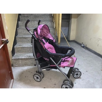 Wózek spacerówka Caretero Spacer fioletowy