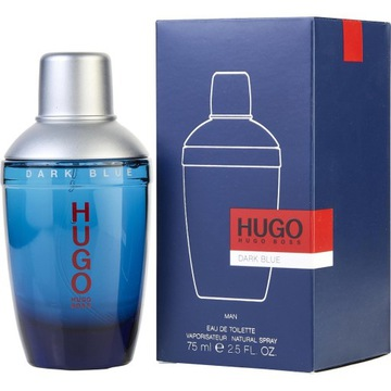 Hugo Boss Dark Blue EDT 75 ml woda toaletowa