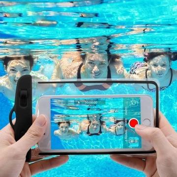 Wodoodporne etui na telefon dokumenty  licytacja