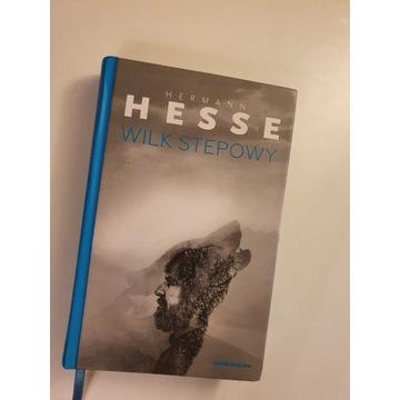 Wilk stepowy Hermann Hesse