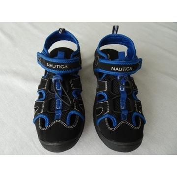 Sandały chłopięce NAUTICA ,eu 34 , wkładka 22,5 cm