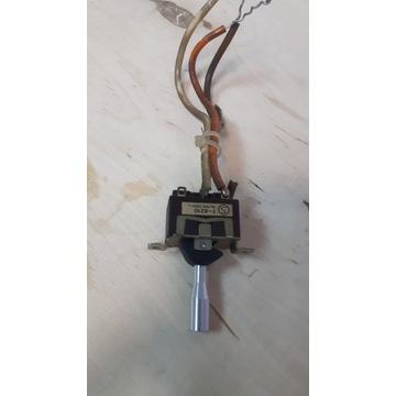 włącznik + nasadka -  do JVC JA-S11