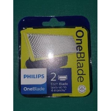 2x Ostrza Philips OneBlade QP220