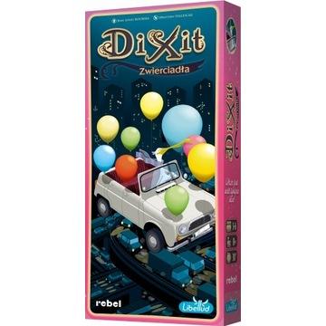 Rebel Dixit 10: Zwierciadła + karta promo