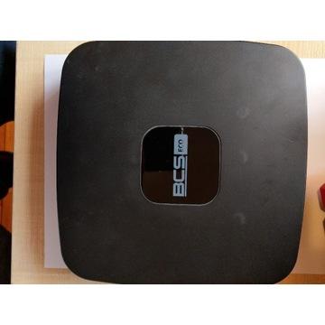 Rejestrator obrazu BCS-XVR04 + dysk 1TB do 4 kamer