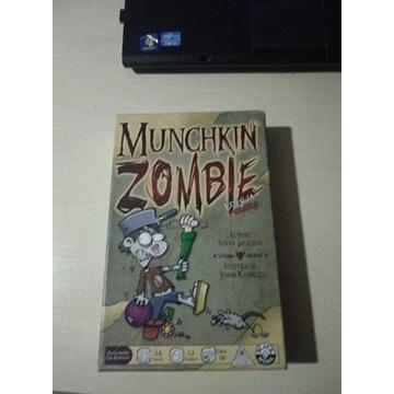 Munchkin Zoombie + dodatek