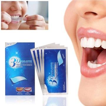 Paski wybielające zęby - 7 dni!
