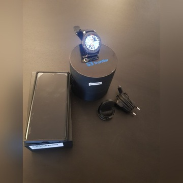 Samsung Galaxy Note 10 +/zegarek gear s3 frontier