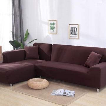Elastyczne pokrowce na sofy