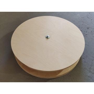 Dysk karuzela PREMIUM dla szynszyla gryzoni 29,5cm