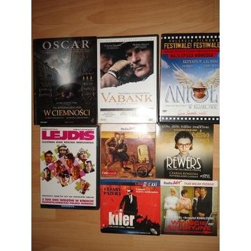 W ciemności (A.Holland) + polskie 8 DVD zestaw