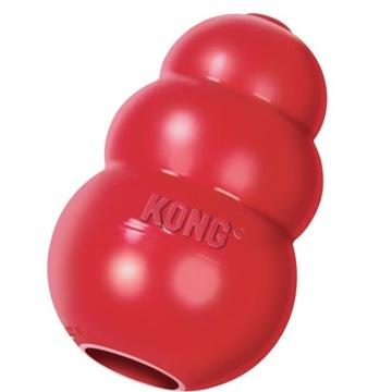 Zabawka dla psa Kong Classic S - nowa prosto z USA