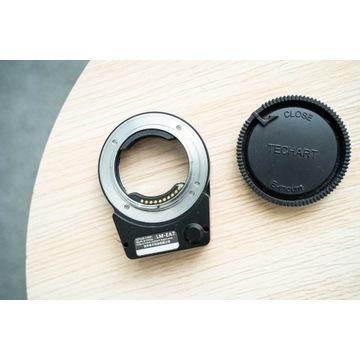 Adapter bagnetowy Techart PRO LM-EA7 - Leica M / S