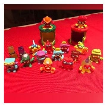 Figurki Super zings SERIA 2 duży wybór