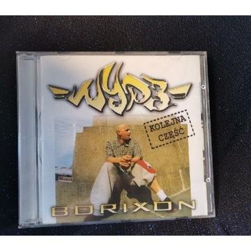 WYP3 Borixon - Kolejna część CD