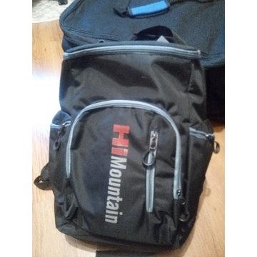 nowy plecak sportowy hi mountain