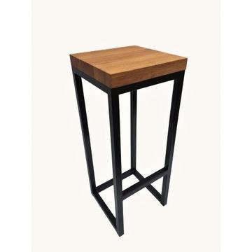 Hoker / stołek barowy 2 lub 4 sztuki