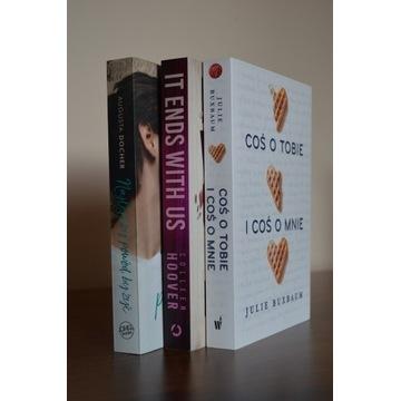 Komplet powieści młodzieżowych