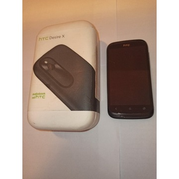 HTC Desire X - uszkodzony, na części