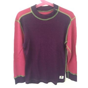 Koszulka termoaktywna Janus, merino wool.