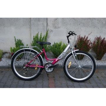 Rower juniorski damka Laguna City 24'' koła KIELCE
