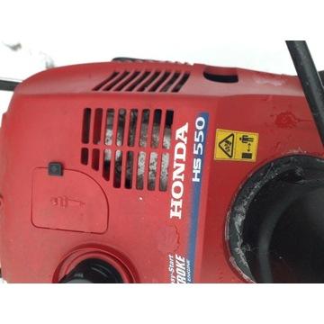 Odśnieżarka spalinowa Honda HS 550