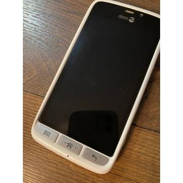 Telefon DORO Liberto 820 uszkodzony