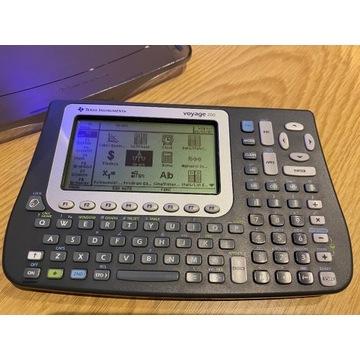 Kalkulator Graficzny Texas Instruments Voyage 200