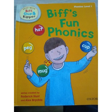 Oxford Reading First Stories: level 1 Biff's Fun