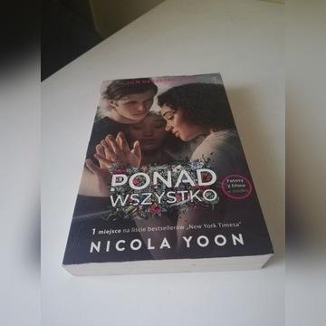 """Książka: """"Ponad Wszytsko"""""""