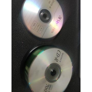 Sony CD-R i Verbatim DVD-R ponad 30 szt.