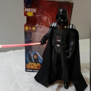 STAR WARS Darth Vader-Anakin figurka,świeci,dźwięk