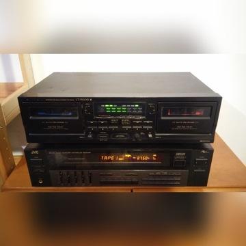 Solidny odtwarzacz kaset PIONEER CT-W208 R - WARTO