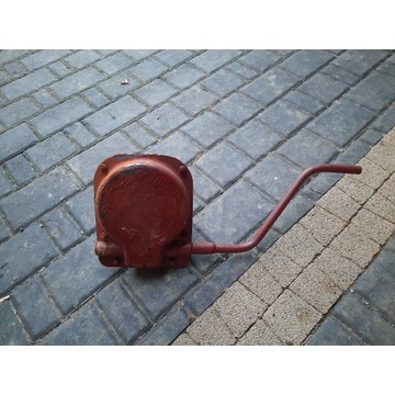 Przekladnia slimakowa, przekladnia do betoniarki