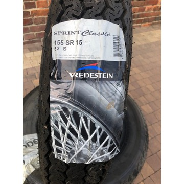 Opony Vredestein Sprint Classic  155 SR 15
