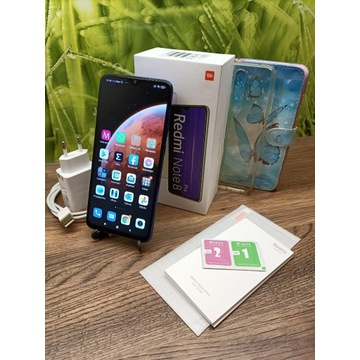 Redmi Note 8 Pro 6/64GB Ocean Blue