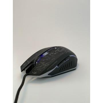 Myszka gamingowa podświetlana