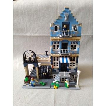 LEGO FACTORY 10190 Market Street Kompletny
