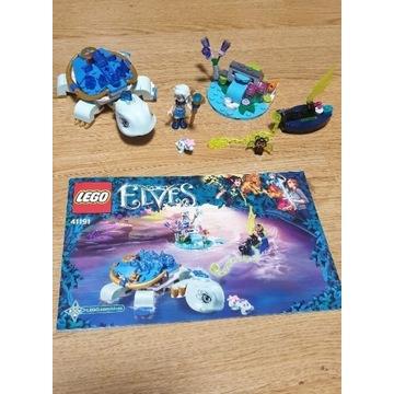 Lego elves 41191 Nadia i zasadzka na żółwia wody