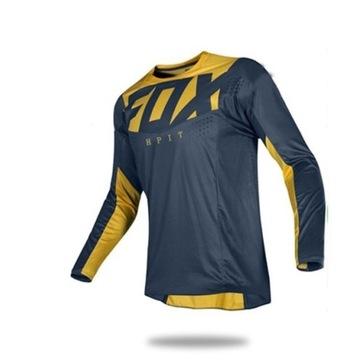 Koszulka Bluza na rower sportowa FOX DOWNHILL MTB