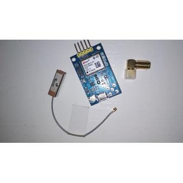 Moduł GPS Ublox NEO-6M  GPS6MV2, NEO6MV2