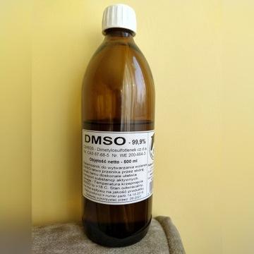 DMSO Podkowa Dimetylosulfotlenek 99,99%! CZ.D.A.