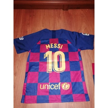 Zestaw piłkarski Junior FC Barcelona roz. 24 Messi