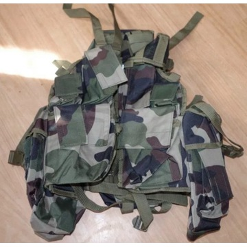 Nowa Kamizelka Taktyczna Paramilitarna