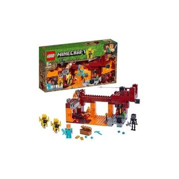 LEGO Minecraft Most Płomyków 21154