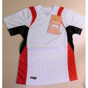 Rogelli Alta damska koszulka do biegania biała S