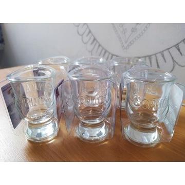 Zestaw kieliszki do wódki Soplica 6 szt komplet